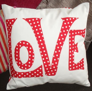 Pillow for Valentines