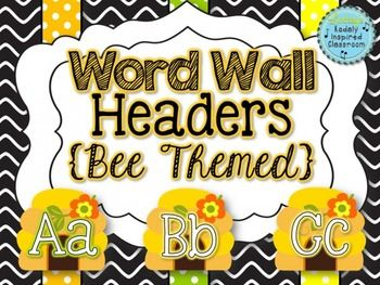 66 Best Bee Themed Classroom Images On Pinterest