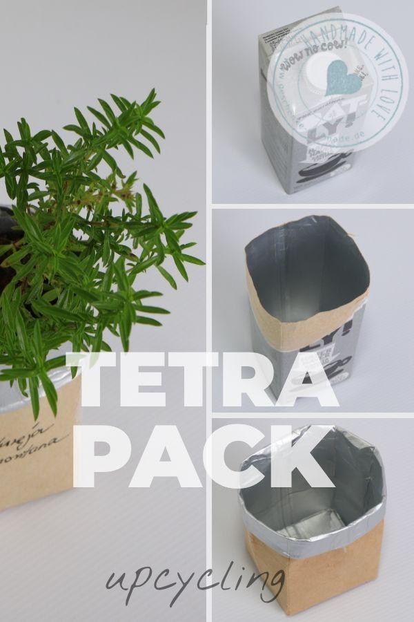 Tetrapak upcycling