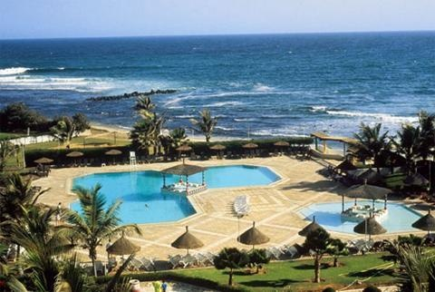 Le Meridien President Hotel, Dakar Senegal