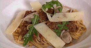 Lagris | Boloňské špagety