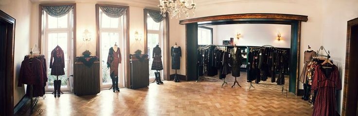Lena Hoschek show room