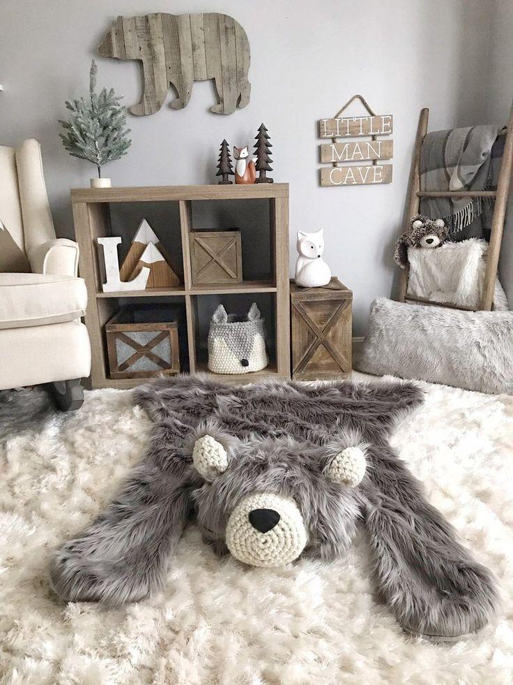 13+ Animal rugs for nursery ideas