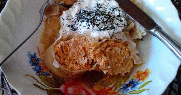 Mennyei Töltött káposzta diétásan, Kata módra recept! Sok évtizede készítek töltött káposztát is, többféle formában, most egy diétás változatot teszek közzé.