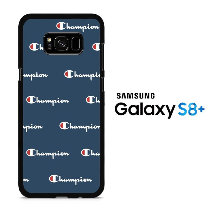 Champion Blue Wallpaper Samsung Galaxy S8 Plus Case