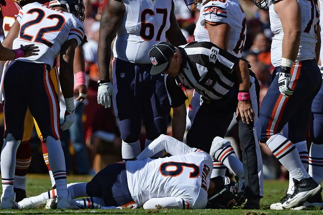 Is the Jay Cutler Injury A Blessing In Disguise for the Chicago Bears?