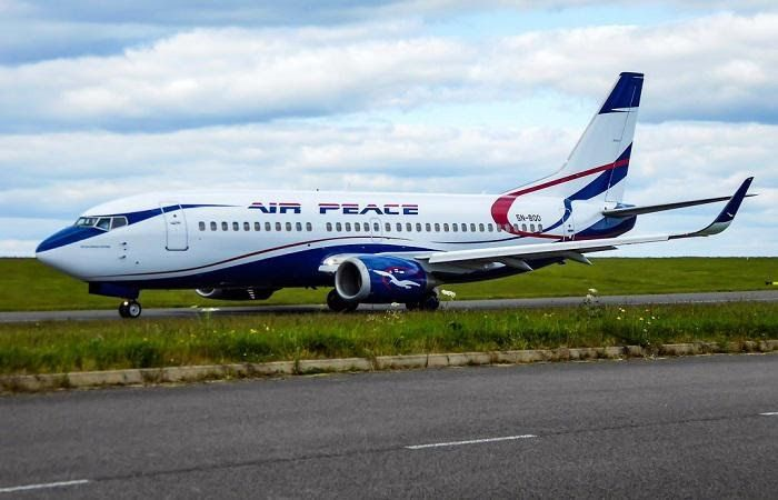 The Nigerian air carrier Air Peace has discredited reports identifying one of its pilots John Nku as a former militant.  A few online media reports had described Mr. Nku as one of the repentant Niger Delta agitators who benefited from the Presidential Amnesty Programme (PAP) after a Facebook user Wabiye Idoniboyeobu posted pictures of the pilot and the Special Adviser to the President on Niger Delta Paul Boroh.  A statement issued by the airlines Corporate Communications Manager Chris Iwarah…