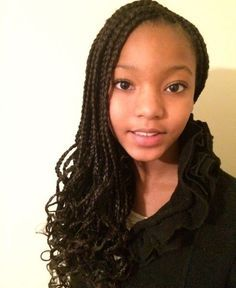 box braids for kids - Google Search. See More. All Photos are property of Natastic