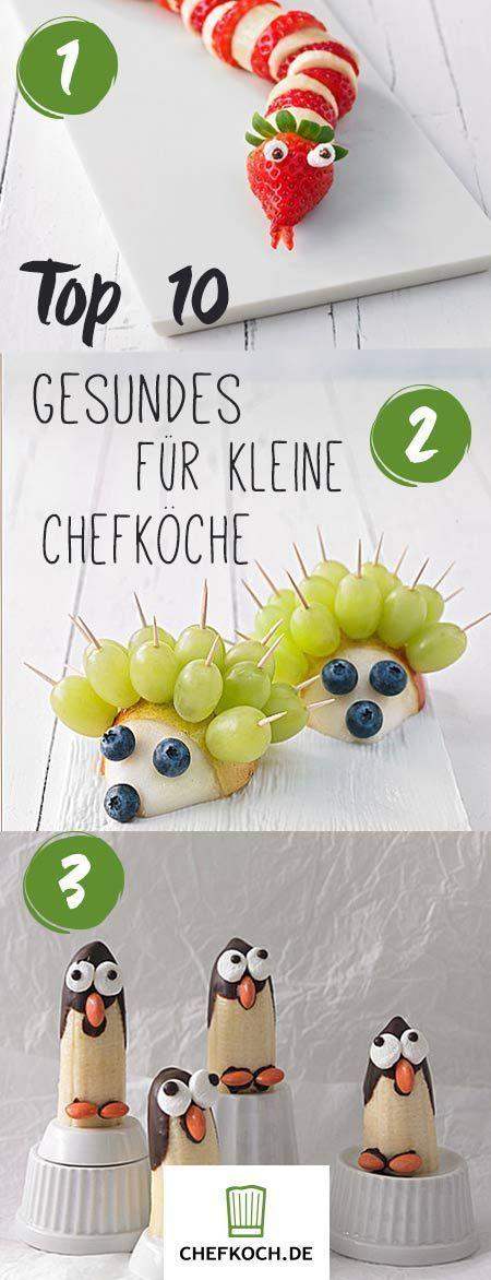 Grünzeug für Kinder - meinen Igel ess ich gern!