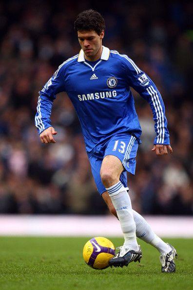 Michael Ballack - Chelsea FC - England