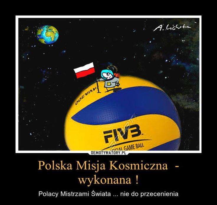 Polacy mistrzami świata, memy po meczy Polska - Brazylia