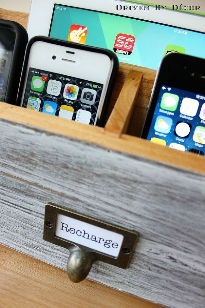 45 Best Cell Phone Shelf Images On Pinterest Woodworking