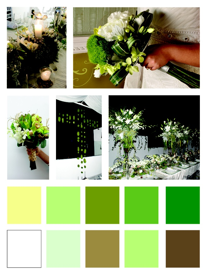 17 mejores im genes sobre gamas de color en pinterest - Gama de verdes ...