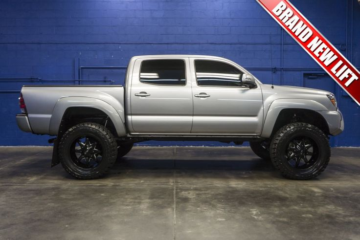 NEWLY LIFTED 2015 Toyota Tacoma 4x4 Truck For Sale at Northwest Motorsport! #nwmsrocks