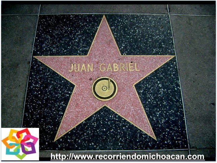MICHOACÁN MÁGICO te habla de Juan Gabriel, gran compositor y cantante que nació en Parácuaro, Michoacán, fue el menor de diez hermanos, su infancia transcurrió en Ciudad Juárez, la primera canción que escribió fue a los trece años *La muerte del Palomo*, su primer trabajo como cantante fue en el bar Noa Noa, su primer disco fue *El Alma Joven*. HOTEL CABAÑAS ERENDIRA http://erendiralosazufres.com/