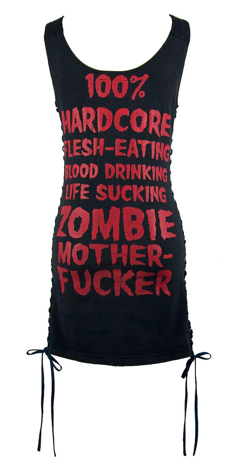 Rob Zombie Shirts Girls | meghanfabulous.com lol for my girl sissa
