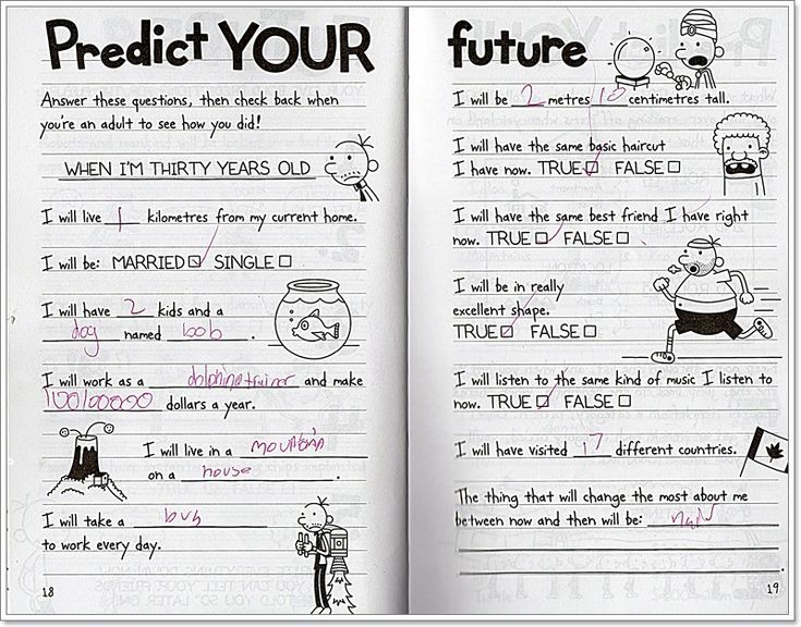 20 best diary of a wimpy kid party images on pinterest kid parties when i grow up the diary of a wimpy kid do it yourself book has solutioingenieria Choice Image