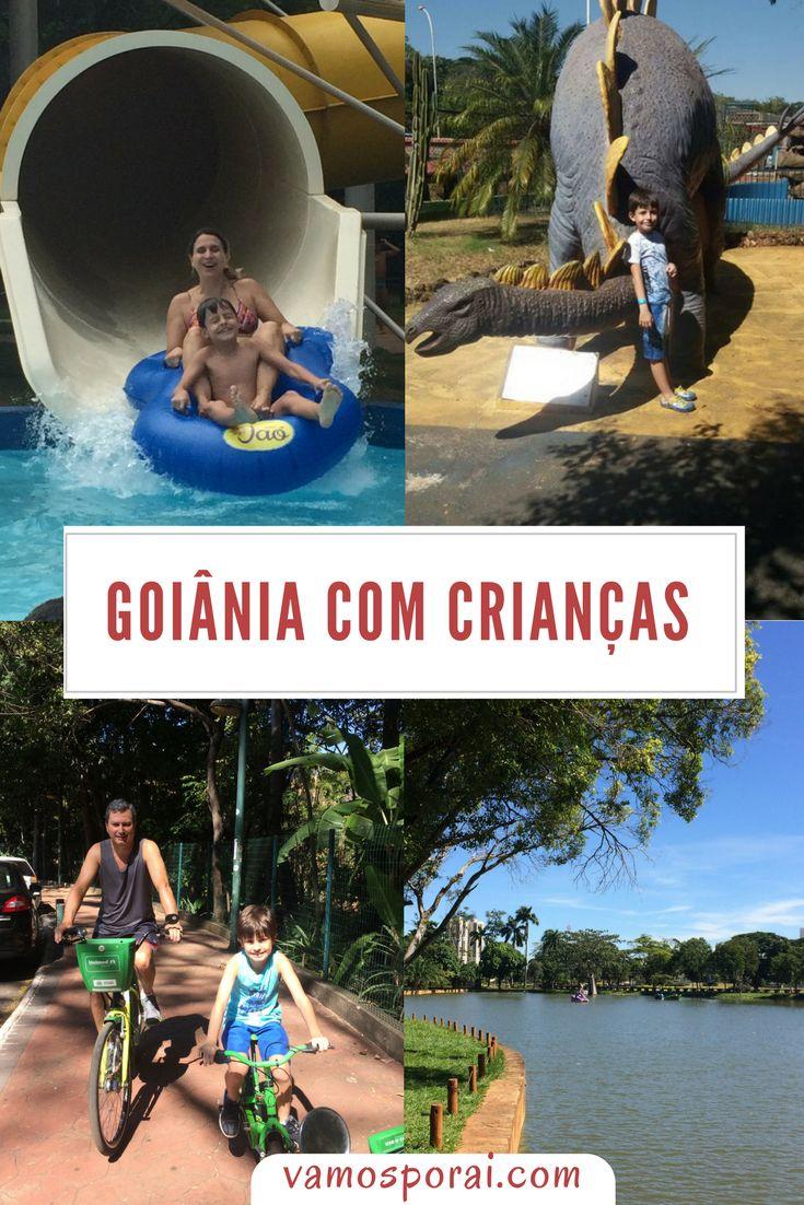 Quer dicas de 11 passeios com crianças em Goiânia? O Parque Mutirama, o Clube Jaó, o Centro Cultural Oscar Niemeyer, o Memorial do Cerrado e muito mais.