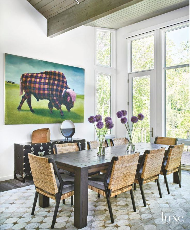Playful Elements Give This Aspen Abode An Artful Update