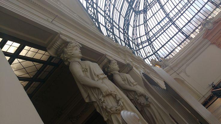 Museu Nacional de Bellas Artes.
