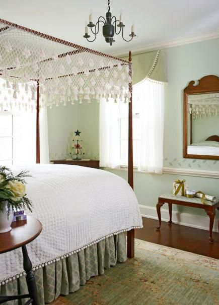 208 best images about colonial primitive bedrooms on pinterest for Colonial bedroom ideas