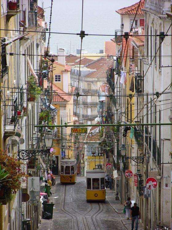 """""""Tram di Lisbona"""" del turistapercaso Bruno46 #buongiorno"""