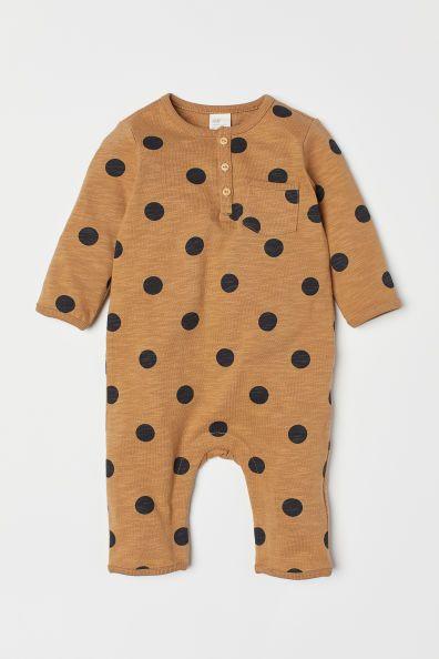 29f4c0b31 Slub Jersey Jumpsuit | BABY STYLE | Romper suit, Baby boy outfits ...
