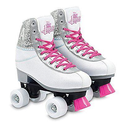 Soy Luna - Ámbar patines roller training, talla 38/39 (Giochi Preziosi YLU58400): Amazon.es: Juguetes y juegos