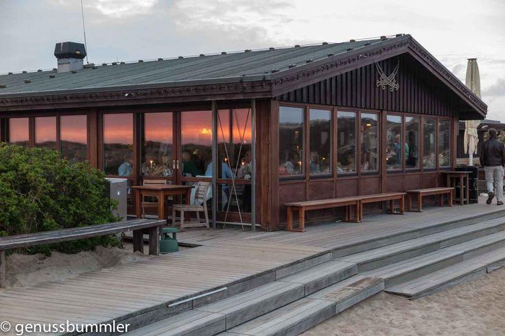 10 Restaurants oder Cafes die du auf Sylt besuchen solltest.