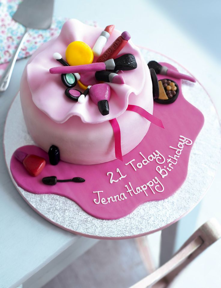 Personalised Birthday Cakes From Marks Spencer