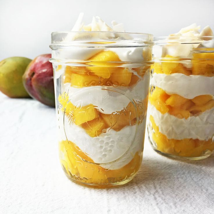 A healthy, vegan dessert (or breakfast), this coconut mango parfait is sweet, refreshing, and bursting with tropical flavor. These simple, nutritious ingredients are layered in a mason jar. Beautiful and delicious! Vegan & Gluten-Free Coconut Mango Parfait My life totally changed when I discovered how amazingly coconut cream and fresh mango paired. I crave this combination...Read More »
