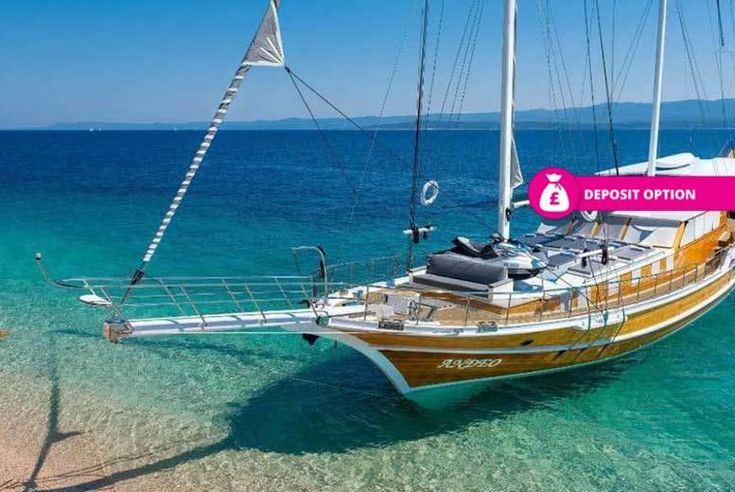 Discount UK Holidays 2018 7nt All-Inc Greece & Turkey Sailing Adventure - Summer Availability! From £499pp (from Medsail Holidays) for a seven-night all-inclusive Greece sailing trip, or pay from a £150pp deposit today - save up to 35%