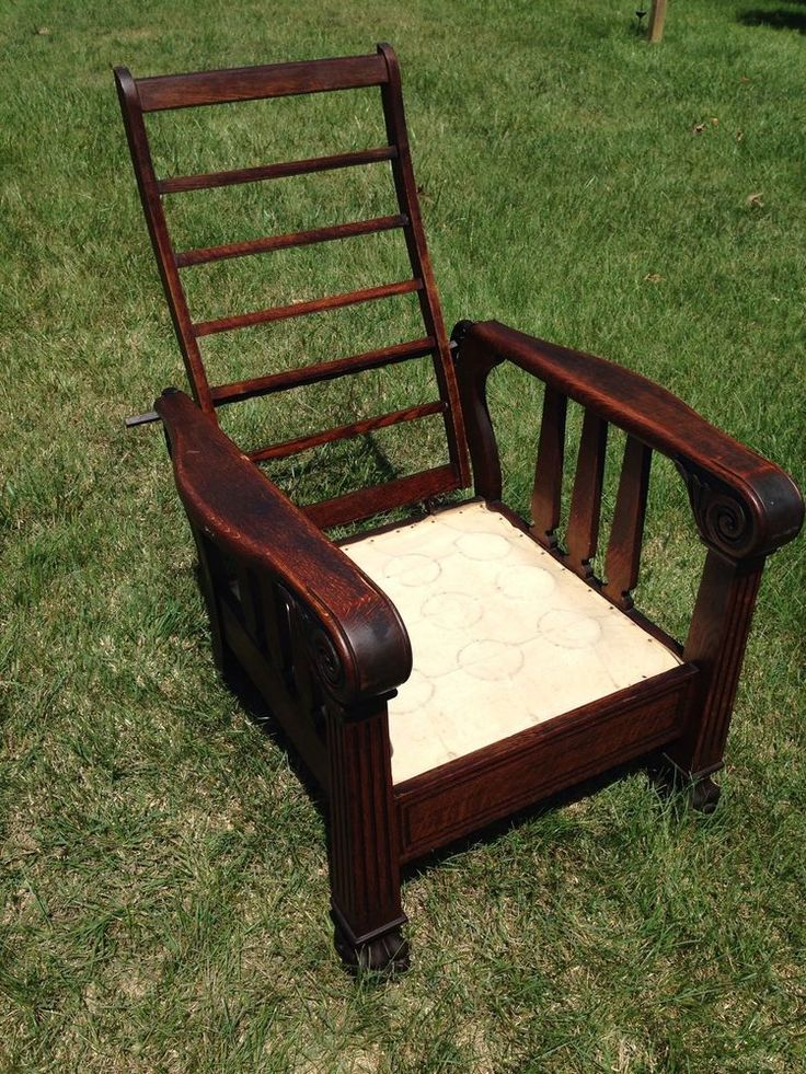 119 Best Antique Morris Chairs Images On Pinterest