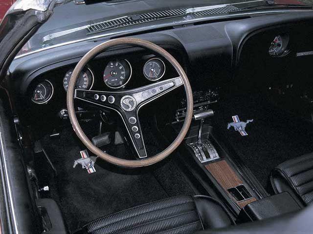 view mufp 0108 69 04 ford mustang convertibleinterior photo 8753462 from 1969 ford mustang convertible strawberry - 1969 Ford Mustang Interior