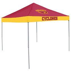 Iowa State Cyclones NCAA 9' x 9' Economy 2 Logo Pop-Up Canopy Tailgate Tent
