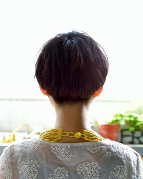 クールマッシュショート|FRAGMENT|(フラグメント)|美容室・美容院 - ヘアカタログLucri(ラクリィ)|最新のヘアスタイル・髪型情報を紹介