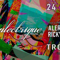 SLQ Podcast 015 Aleryde & Ricky Mattioli 24 7 2015 by Aleryde on SoundCloud