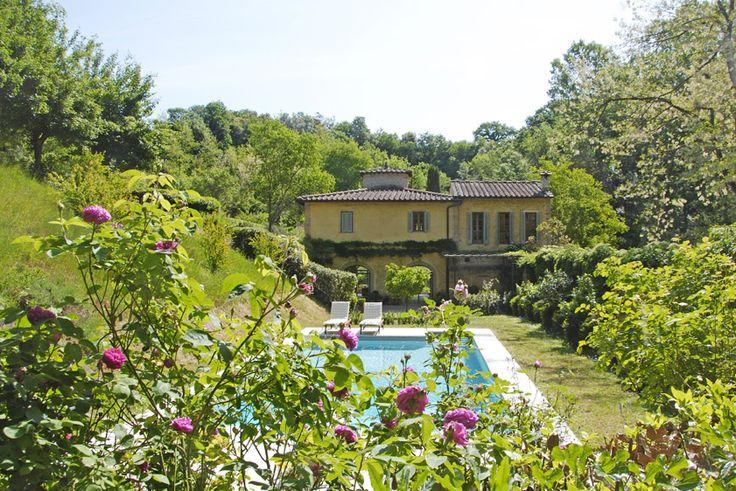Molino S. Lucia - S. Gimignano http://www.salogivillas.com/en/villa/molino-santa-lucia-22E6 - Siena