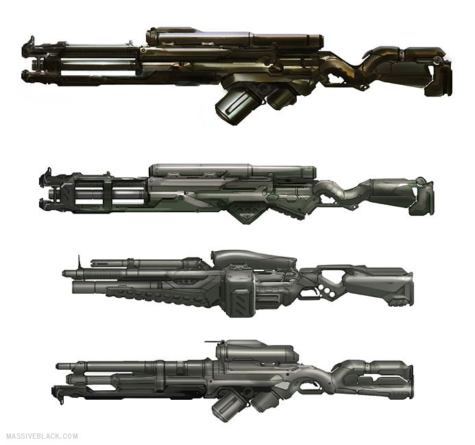 1000 images about cyberpunk weapons on pinterest