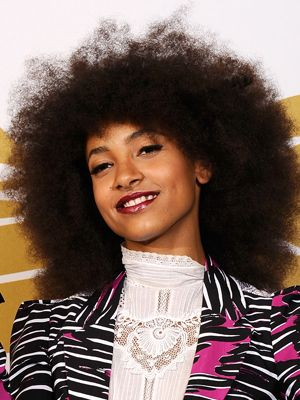 "Esperanza Spalding, Grammy award winner ""My mom is Welsh, Hispanic, and Native American, and my father is Black,"""