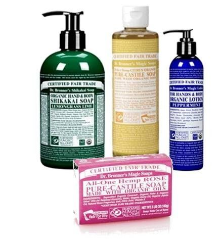 Pack Personalizable Dr. Bronner  http://belleza.tutunca.es/pack-personalizable-dr-bronner