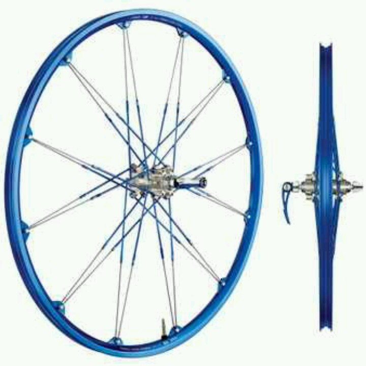 Crank Brothers Iodine wheelset