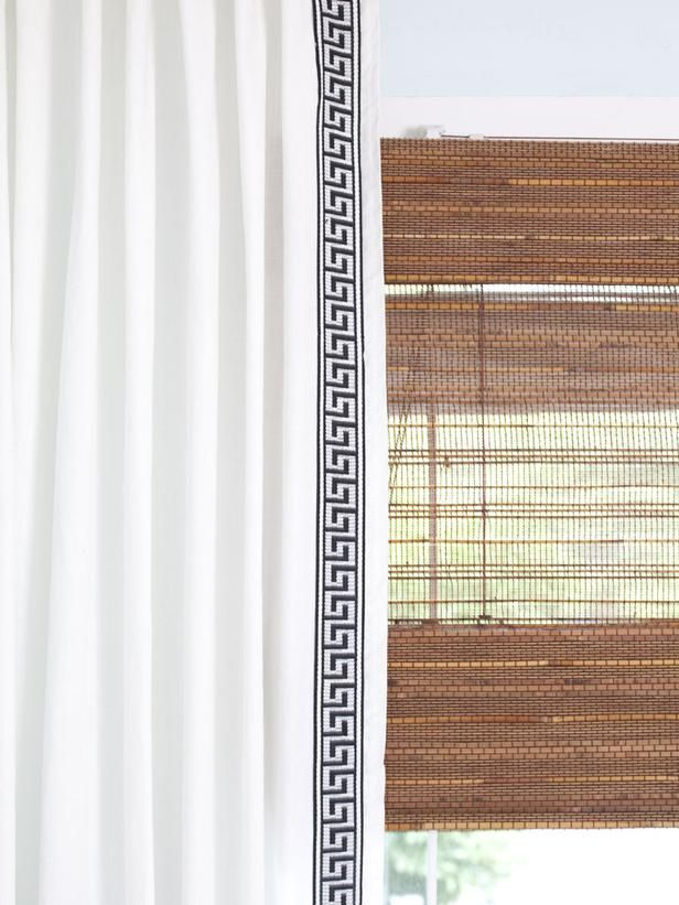 86 Best Images About Curtain Rod Ideas On Pinterest Window Treatments Valances And Greek Key