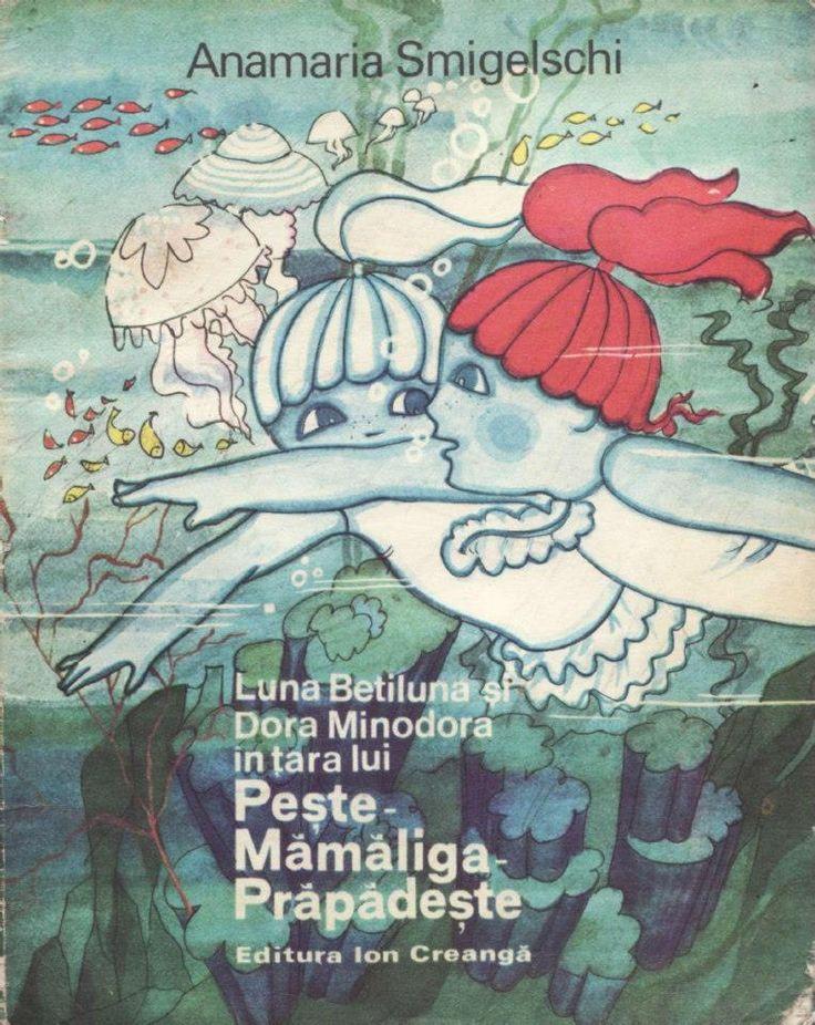 Dora Minodora si Luna Betiluna - Amalia Smigelschi - Cartea face parte dintr-o trilogie in care le intalnim pe cele doua papusi surori in diferite medii. Cartile sunt extrem de frumoase si educative in acelasi timp fiindca ne prezinta o multitudine de animale, insecte, plante, pe care copii le retin foarte usor datorita povestilor.
