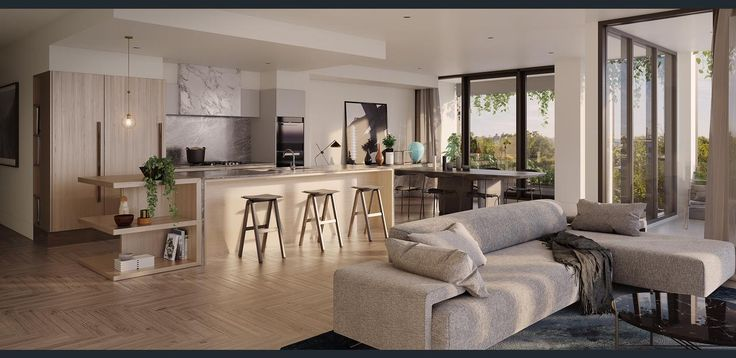 702/339 Toorak Road South Yarra Vic 3141 – Apartment for Sale #124619066 – reale… – Kitchen