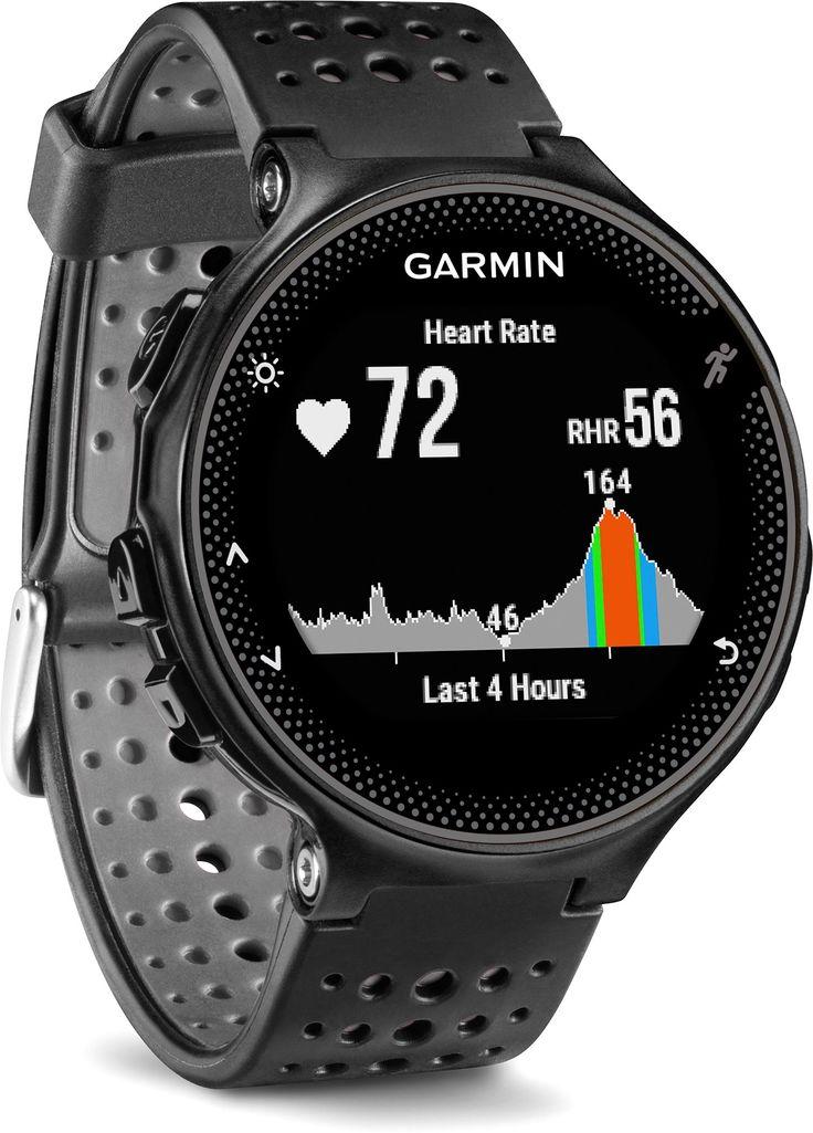 Garmin Unisex Forerunner 235 Gps Heart Rate Monitor Watch