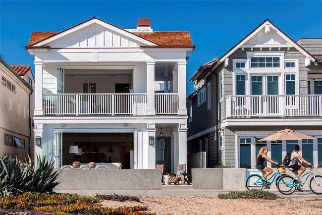 Beach House Interior Finishes Lake Michigan Custom Beach: 1000+ Ideas About California Beach Houses On Pinterest