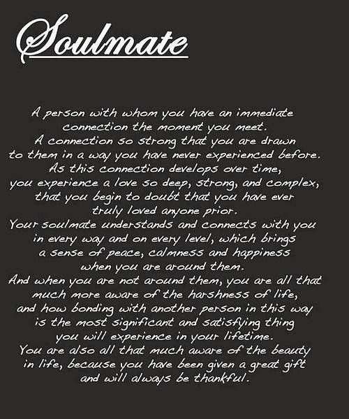 Soulmates Love Quotes About Life: #lovequote #Quotes #heart #relationship #Love SOULMATES