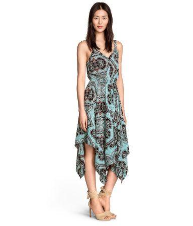H&M Asymetryczna sukienka 79,90 PLN