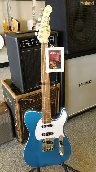 G&L ASAT Tele Special Electric Guitar w/hardshell case Guitars by Leo Fender USA